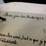 L'art de la date, par Gonzague de Reynold