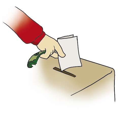 penge for stemme