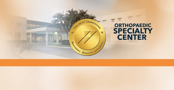 Orthopaedic Services - Hip, Knee, and Shoulder Total Joint Surgery