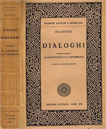 Platone: Clitofonte