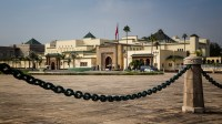 Royal Palace in Rabat | Marty Cohen Photography