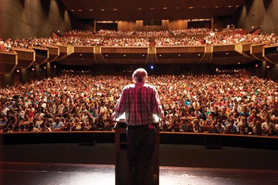 ron paul texas a&m