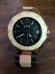 The Sully Black and Maple