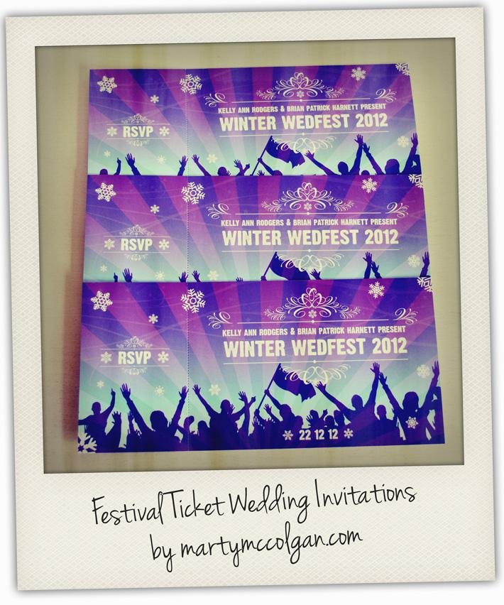 music concert wedding invitations - Google Search Invitations - concert ticket invitation template