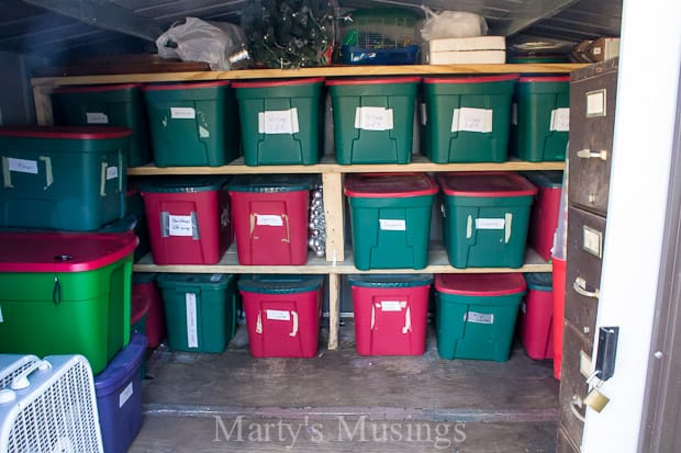 where to store christmas decorations - Rainforest Islands Ferry - how to store christmas decorations