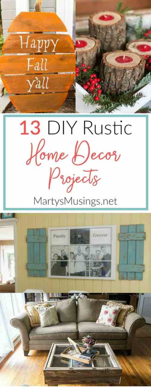 Medium Of Diy Home Decorating Projects