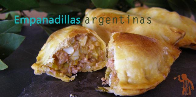 Empanadas o empanadillas argentinas SL