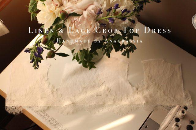 Anagrassia, Atelier, Seamstress, Dressmaker, Studio, Tutus, tulle, skirts, peonies, white, wedding, ivory, champagne, Malen'Ka, Collection