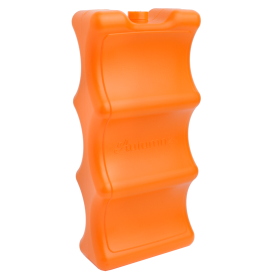 Premium Contoured Ice Pack Tangerine