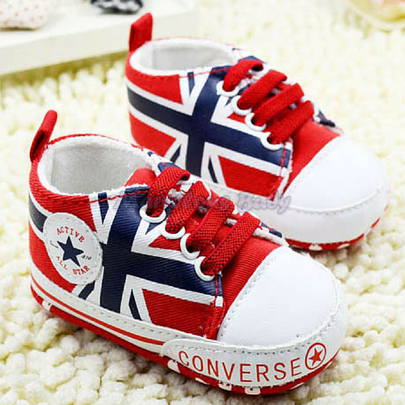 Converse Red Great Britain 1