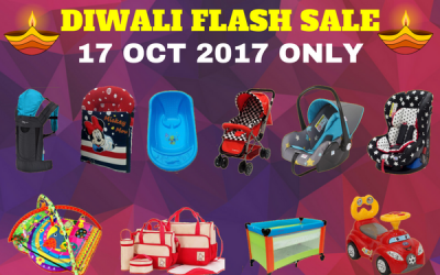 DIWALI FLASH SALE 2 (17 OKTOBER 2017 ONLY)