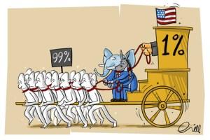 bourgeois democracy cartoon
