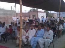 May Day Program, Labor Colony, Lahore 06