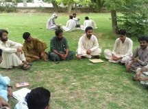 BSO Meeting In Balochistan University 00