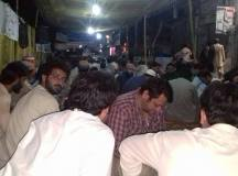 Quetta-8th day of Young Doctors and paramedics protest 01