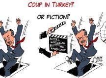 ترکی: ''غیر منظم بغاوت'' نے اردگان کو عارضی زندگی عطا کر دی !