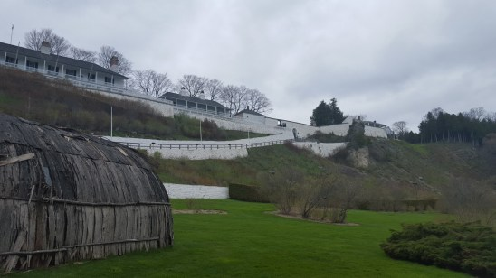 Wigwam & Fort Mackinac