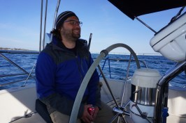 Tharon at the Helm