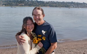 Mark and Mary Anne Funk Photo by Diane Kimes