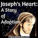 Joseph's Heart Button