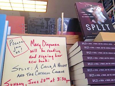 Mary Dispenza reading at Island Books Mercer Island, WA