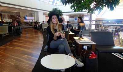 REVIEW: STAR ALLIANCE BUSINESS LOUNGE, LOS ANGELES ...