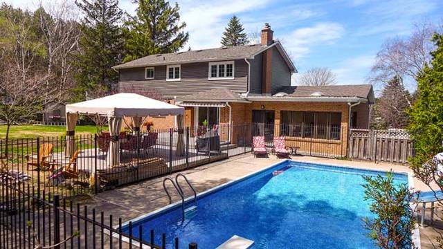 Caledon East 4 Bedroom Home For Sale W Pool Kait Klein