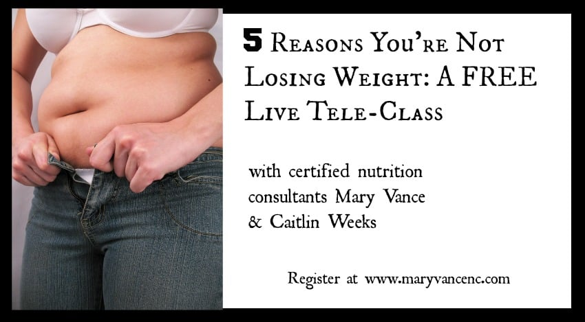 5 Reasons You're Not Losing Weight 5 Reasons You're Not Losing Weight new picture