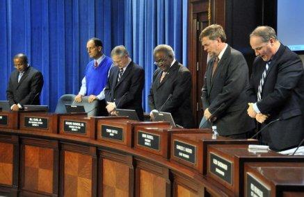 council praying