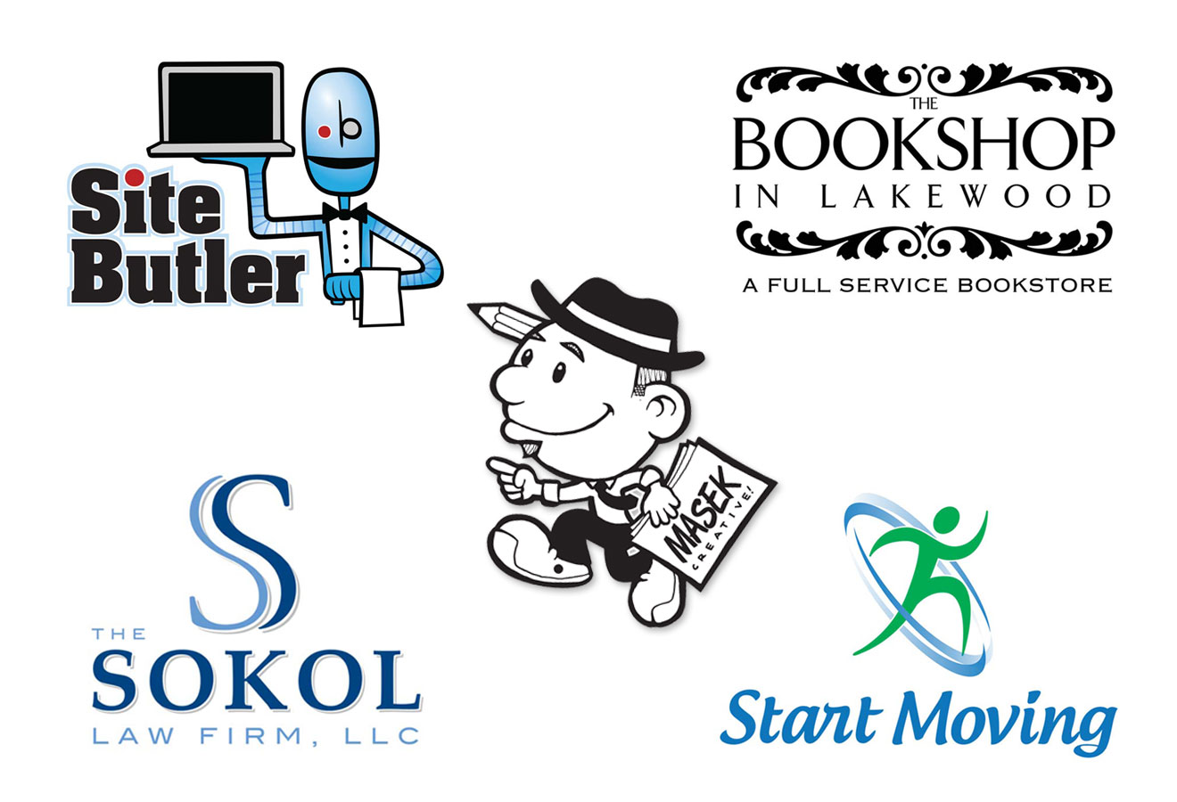 Masek Creative Logos