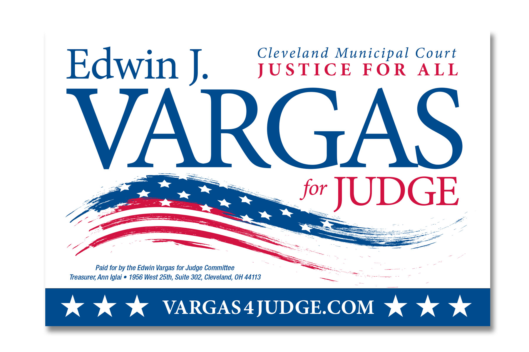 Vagas for Judge