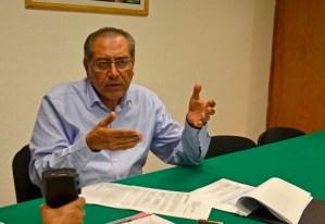Héctor Armando Castañeda Molina, deleg SCT Mor