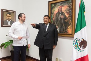 Alejandro Rondin Cruz atencion cna Mor