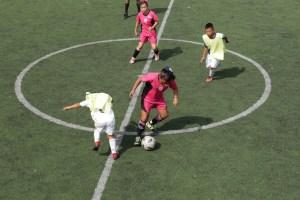 Futbol rapido femenil