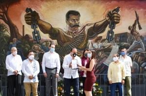 Cuau gabinete Zapata