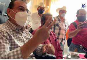 Pedro Ocampo denuncia a Amado