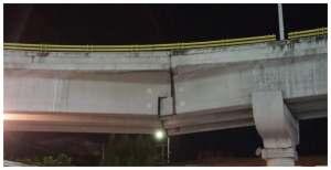 Descartan daños en distribuidor vial Buena Vista, de Cuernavaca