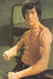 Bruce Lee: ejemplo de ectomorfo