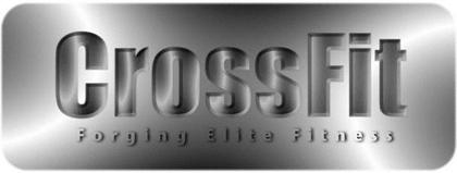 Logo de crossfit