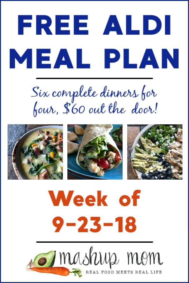 meal planning Archives - Mashup Mom