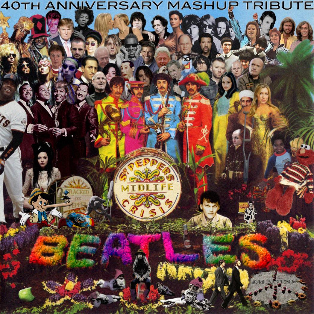 The Fall Bbc Wallpaper Mashuptown Com Sgt Pepper S Mid Life Crisis