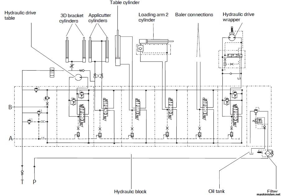 electrical service del Schaltplan