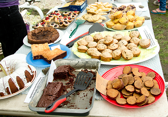 Bake Sale Food Safety - Mason County Health Department - bake sale images