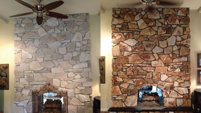 Remodeling An Indoor Fireplace Without Replacing Masonry
