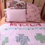 I Am The Rose of Sharon Quilt - 1