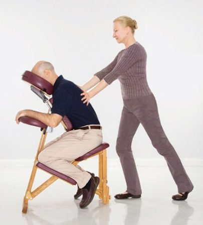 chair massage On Site Chair Massage