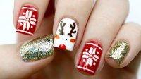 December Nail Art Design Ideas - The Urban Spa ...
