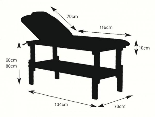 lettino da massaggio