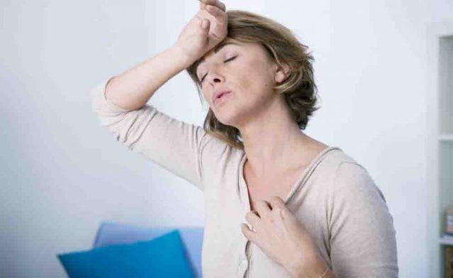 menopausa e massaggio