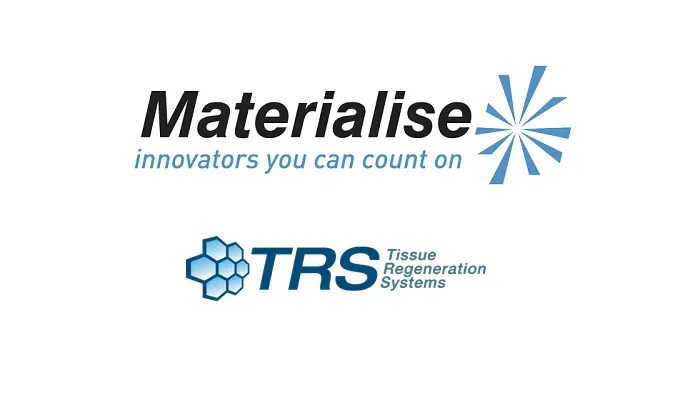Tissue Regeneration System Materialise Ink Deal To Print